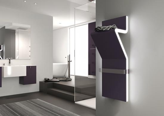 farbige heizk rper harmonische und inspirierende wohnr ume. Black Bedroom Furniture Sets. Home Design Ideas
