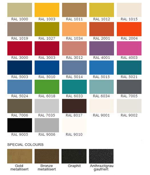 Heizkörper Farbe heizkörperfarben