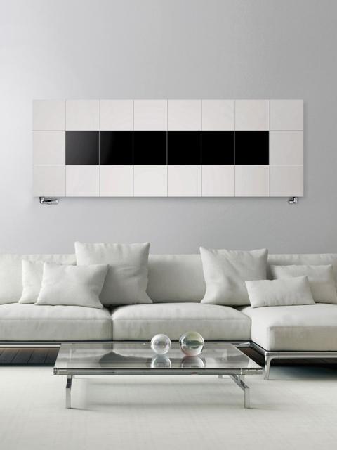 aluminium heizk rper mosaik heizungsk rper senia. Black Bedroom Furniture Sets. Home Design Ideas