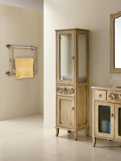 Nostalgie badheizk rper etna klassische badheizk rper for Badezimmer im englischen design