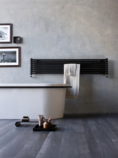 HANDTUCHHEIZKÖRPER LUMP - Design Badheizkörper | SENIA Heizkörper im Bad