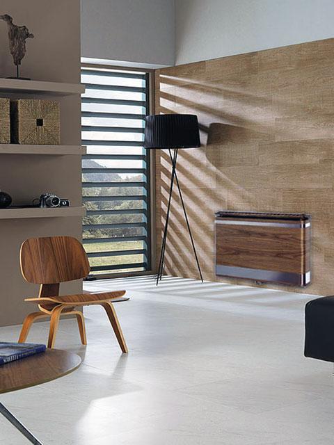 Moderne Designer Heizkorper Holz | Holzheizkorper Monsun Mix Wohnraumheizkorper Senia Heizkorper