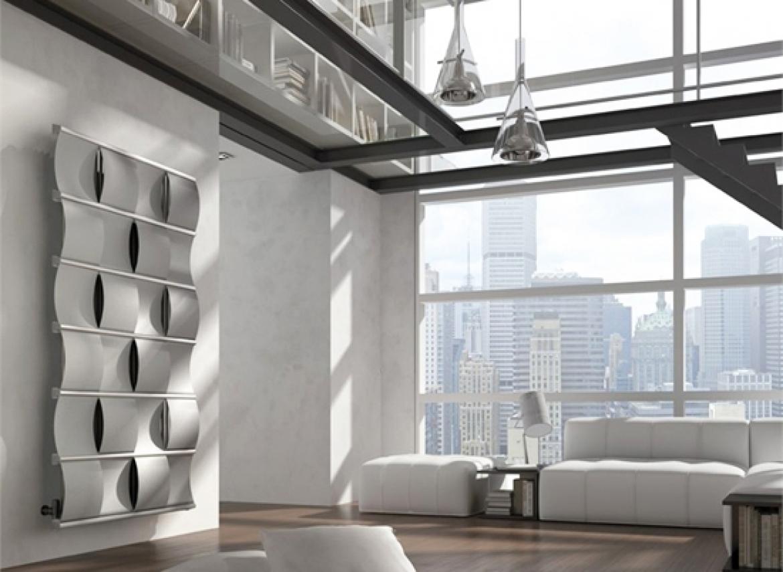 Moderne heizk rper als schmuckst cke for Design tradizionale casa georgiana